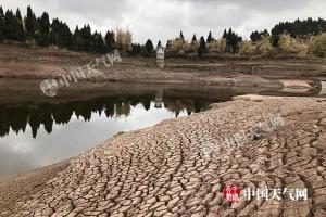 四川资阳等10市春旱严重 下周两次降雨过程缓旱情