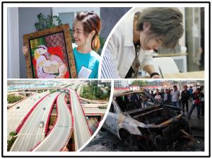 3月30日焦点图:南宁东西向快速路将于11月底通车