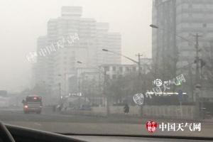 北京有中度霾夜间好转 3日气温大跳水最高仅15℃