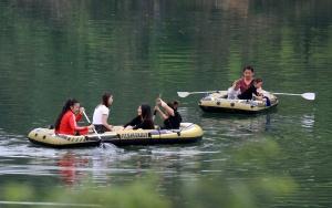 生态观光、乡村旅游助柳州融安群众脱贫(组图)