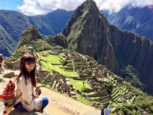 9日焦点:柳州女孩辞职游世界 2年半走了40个国家