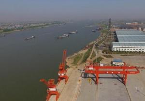 长沙铜官港开港运营在即