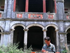 玉林:山村民国大宅 记录沧桑历史(组图)
