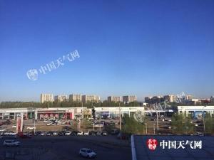 北京天气晴好 周五有小雨最高气温将降至13℃