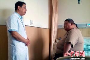 420斤男子接受减重手术:做梦都想瘦下来