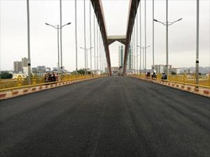 4月13日核心图:南宁蒲庙大桥规复通车