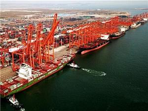 钦州市2018年一季度口岸货品吞吐量增长31.5%