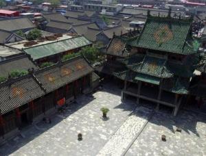 河南社旗山陕会馆:清代宫廷式建筑瑰宝