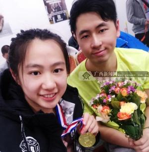 全国游泳冠军赛冯君阳夺金 获亚运会参赛资格