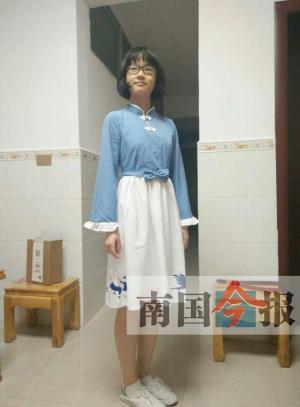 柳州一初三女生离家出走后失联 希望市民提供线索