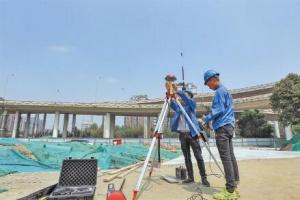 成都三环路扩能提升工程进入攻坚阶段 8月完工
