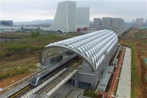 青岛地铁11号线开通运营