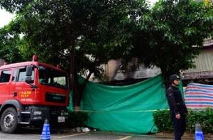 广东英德市一KTV遭纵火致18死5伤