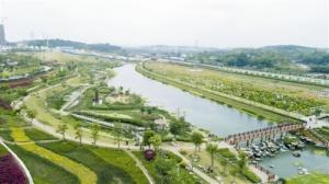 那考河流淌生态文明赞歌 古邕江焕发天人和谐新景
