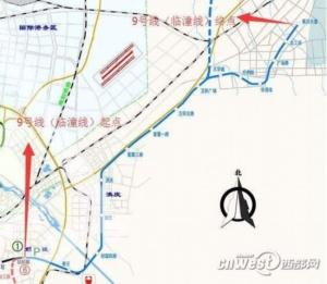 西安地铁临潼线首台盾构机始发 方案2021年建成