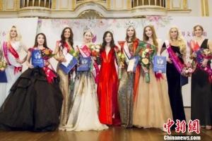 世界文旅小姐全球总决赛 中国佳丽表现抢眼