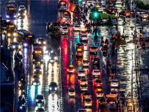 3日焦点图:降雨降温 广西进入强对流天气多发季节