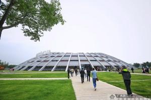 全国网媒参观陕西西咸保税物流中心