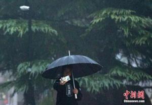 江南华南等地局部有暴雨 华北等地将现强对流天气