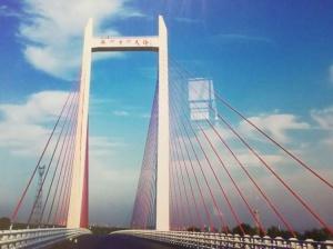 长清黄河大桥6月21日通车!长清到聊城只需40分钟