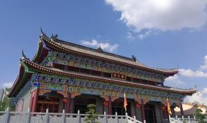 遊天府:历经三百载风雨 柳沙半岛新景观