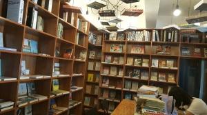 为心灵留盏灯 个性书店旅舍藏身闹市24小时不打烊
