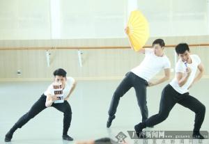 舞剧《刘三姐》开排仪式举行 融入壮族舞蹈和山歌