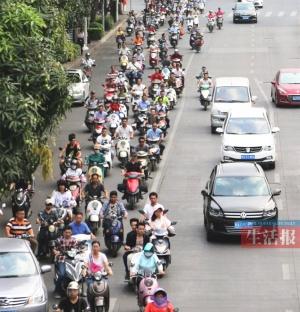 南宁将立法管理电动自行车 上牌有效期7年或10年