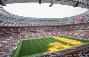 2018世界杯球场巡礼:卢日尼基体育场