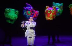 中央歌剧院演出莫扎特歌剧《魔笛》