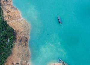 浙江打造绿色零排放景区