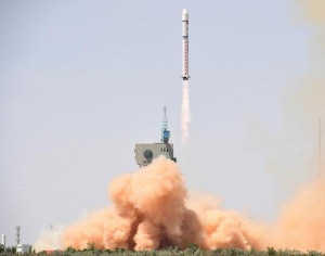 我国高分六号卫星成功发射