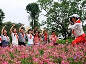 都有哪些好玩的?记者体验游览南宁江南公园(组图)