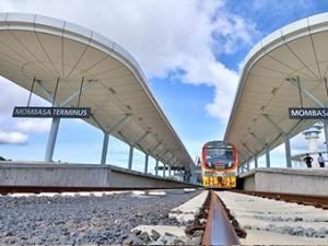 蒙内铁路累计发送旅客近138万人次