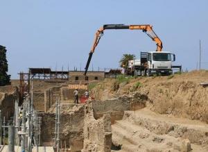 意大利庞贝古城新挖掘区探秘