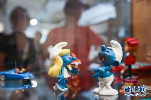 走进比利时漫画博物馆
