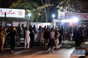 阿富汗首都发生爆炸事件至少40人死80人伤