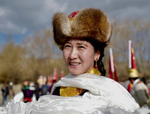 走进西藏民主改革第一村――克松