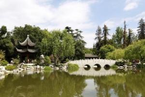 世界园林巡礼――洛杉矶亨廷顿图书馆流芳园