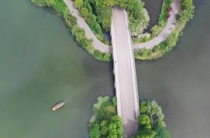 江苏:尚湖景色美如画