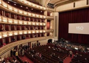 维也纳国家歌剧院举行150周年纪念演出活动