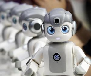 """机器人""""群英会"""""""