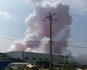 最新!玉林陆川一企业发生反应釜爆炸 已致4死6伤
