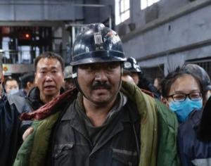 黑龙江双鸭山煤矿冒顶事故7名被困矿工全部获救