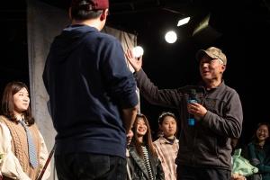 绿孔雀保护主题话剧――《心尖上的绿孔雀》在京首演