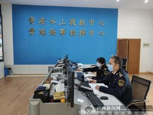 贵港海事局全力做好疫情防控工作