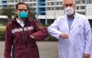 中国医疗专家组在秘鲁分享抗疫经验