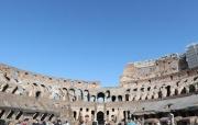罗马斗兽场重新开放