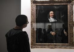"""""""光影浮空:欧洲绘画五百年""""展览在成都开幕"""