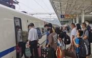 广西将实行第四季度列车运行图 多趟客货列车调整
